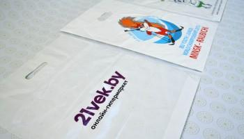 Нанесение изображений на пакеты ПВД